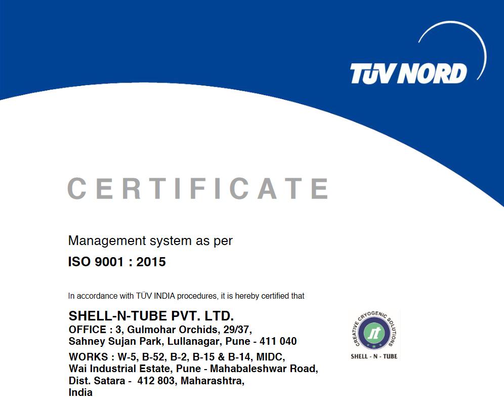 Shell-n-Tube